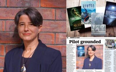 Monique Gliozzi: Australia's Next Master Thriller Writer